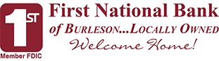 First Burleson Bank